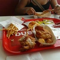 Photo taken at KFC by Stephanie R. on 3/4/2013