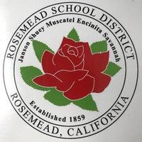 Photo taken at Rosemead School District by John Q. on 4/27/2017