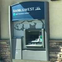 Photo taken at Bank of the West by John Q. on 2/25/2018