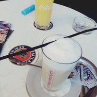 Photo taken at Eis Café Portofino by Fadime Ç. on 12/19/2015