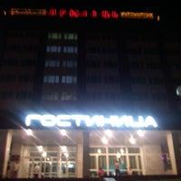 Photo taken at Гостиница «Припять» by Alexander N. on 7/12/2013