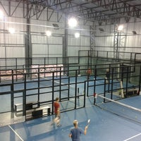 Photo taken at Padel PRO by Rafael S. on 3/30/2013