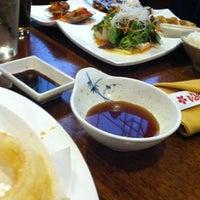 Photo taken at Sakura Japanese Steak, Seafood House & Sushi Bar by Rick J. on 9/22/2012