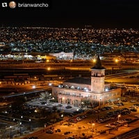 Photo taken at Union Depot by El Paso L. on 7/7/2015