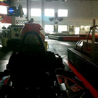 Photo taken at K1 Speed Anaheim by Lou on 1/24/2017