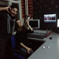 Photo taken at Radyo Frigya 95.0 by Fatih Huzeyfe Ö. on 2/21/2013