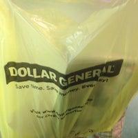 Photo taken at Dollar General by Stephanie Z. on 7/3/2013