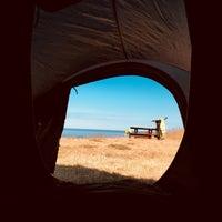 """Photo taken at Kempings """"Zaķi"""" / Camping """"Zaķi"""" by kristaps s. on 6/10/2018"""
