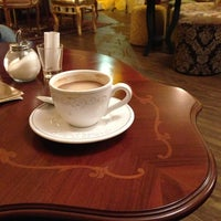 Photo taken at Café Barock by Can D. 0. on 12/15/2013