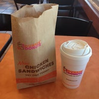 Photo taken at Dunkin Donuts by Christian G. on 8/5/2013