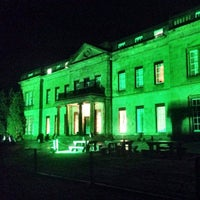 Photo taken at Shrigley Hall Hotel by Miguel G. on 11/26/2015