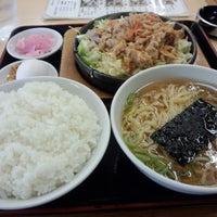 Foto tomada en 大盛軒 por Shinsaku T. el 4/11/2013