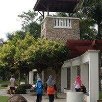 Photo taken at Setia Indah Recreation Park by HasBul on 11/20/2013