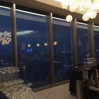 Photo taken at British Airways Terraces Lounge by John W. on 7/13/2017