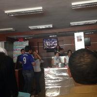 Photo taken at Sala de Juicios Orales   UVM by Karen N. on 4/9/2014