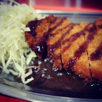 Photo taken at Go! Go! Curry! by Masao M. on 10/24/2012