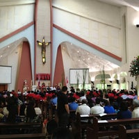 Photo taken at Chapel of St. Benedict by Gene M. on 4/7/2013