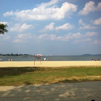 Photo Taken At Carson Beach By Adam H On 7 19 2013