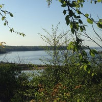 Photo taken at Greenbelt Trail (CSH) by Anna A. on 5/12/2014