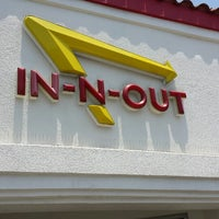 Photo taken at In-N-Out Burger by Nathan C. on 7/1/2013