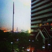 Photo taken at Bangkok University International College (BUIC) by Photoshot H. on 8/26/2014