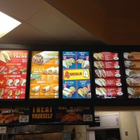 Photo taken at Del Taco by Not S. on 10/26/2012