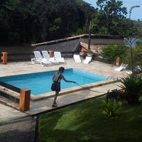 Photo taken at Pousada Lagoa da Mata by Gabriel I. on 10/14/2013