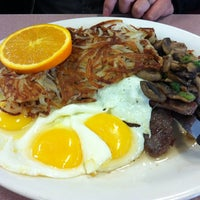Photo taken at Mil's Diner by Nadine C. on 3/16/2013