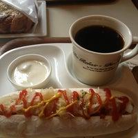 Photo taken at CAFE ZARAME by tatsukusu on 2/22/2013