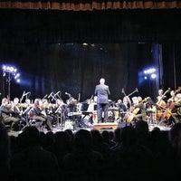 Photo taken at Teatro Del Globo by Franco R. on 5/15/2013