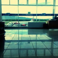 Photo taken at Pattimura International Airport (AMQ) by Nelly f. on 6/1/2013