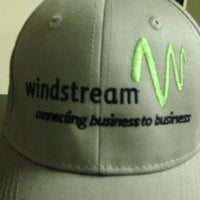Photo taken at Windstream by Megan R. on 2/20/2013