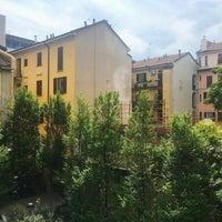 Photo taken at Mangano Corso Como 9 by Julie J. on 6/12/2016