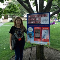 Photo taken at Harvard Medical School Quadrangle by Rüya C. on 8/20/2015