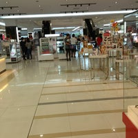 Photo taken at SM City San Pablo Department Store by Michael R. on 4/3/2013