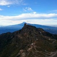 Photo taken at Parque Nacional Cofre de Perote by Kr L. on 12/23/2015