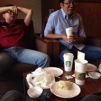 Photo taken at Starbucks (星巴克) by Roy H. on 10/8/2014