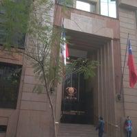 Foto tomada en Codelco Chile - Casa Matriz por Arnoldo C. el 9/16/2014
