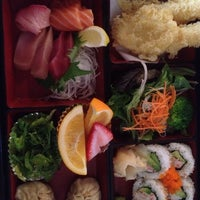Photo taken at Goshi Japanese Restaurant by Sketchie D. on 5/4/2014