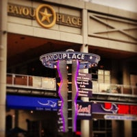 Photo taken at Bayou Place by Raul Z. on 5/19/2013