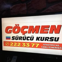 Photo taken at Göçmen Sürücü Kursu by GÖÇMEN SÜRÜCÜ KURSLARI- SRC-İŞ MAKİNASI on 6/15/2017