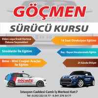 Photo taken at Göçmen Sürücü Kursu by GÖÇMEN SÜRÜCÜ KURSLARI- SRC-İŞ MAKİNASI on 4/14/2017
