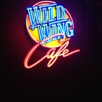 Photo taken at Wild Wing Cafe by Warren A. on 11/26/2012