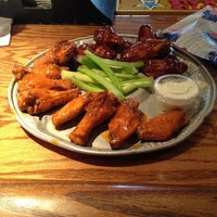 Photo taken at Wild Wing Cafe by Warren A. on 1/8/2013