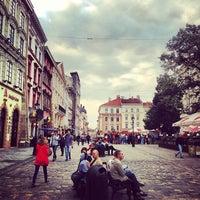 7/16/2013에 Вадим Л.님이 Площа Ринок에서 찍은 사진