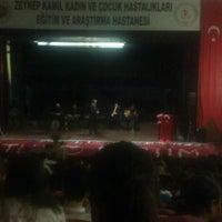 Photo taken at Zeynep Kamil Anadolu Sağlık Meslek Lisesi by Şüheda T. on 4/11/2013