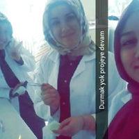 Photo taken at kırklareli üniversitesi merkezi araştırma labaratuari by Şüheda T. on 2/27/2015