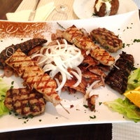 Photo taken at Restaurant Elia by Sue N. on 9/13/2014