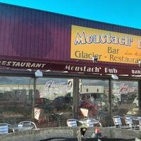 Photo taken at Moustach'pub by Gérard C. on 2/15/2013