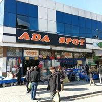 Photo taken at Ada Spot by Bahadır K. on 2/19/2013